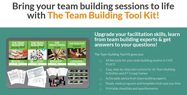 Team building tools