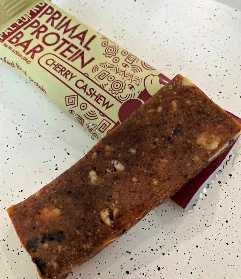 Cherry Cashew protein bar
