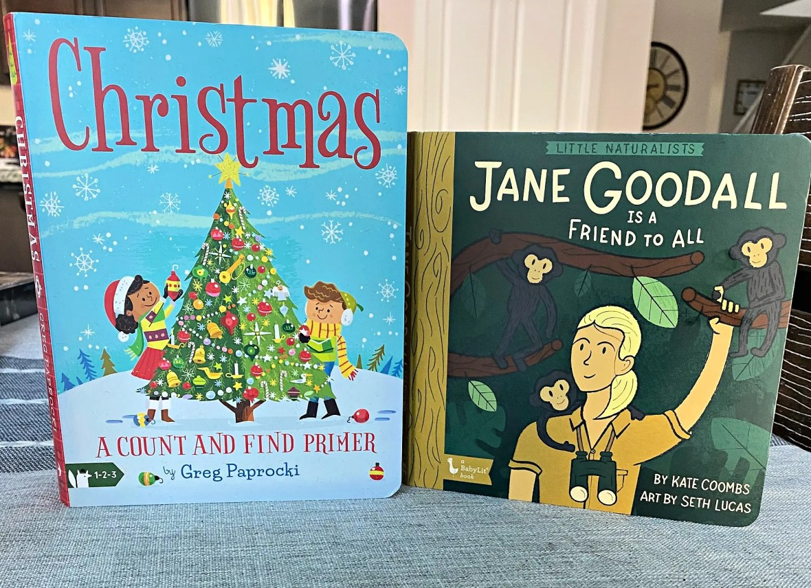 New Fall Books for Baby - BabyLit Books