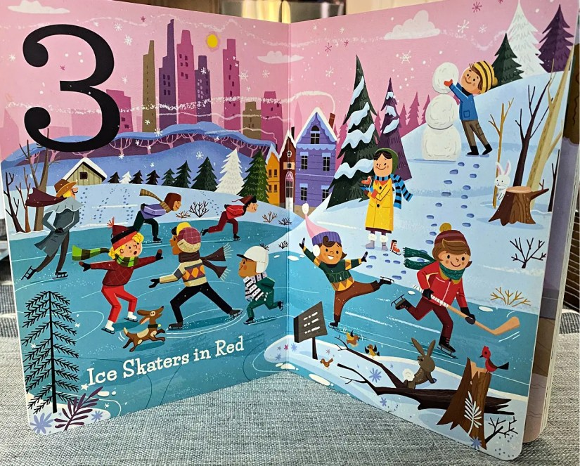 Christmas Board book
