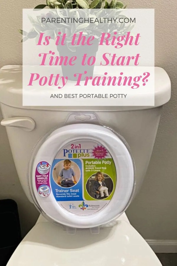 Is it the Right Time to Start Potty Training?