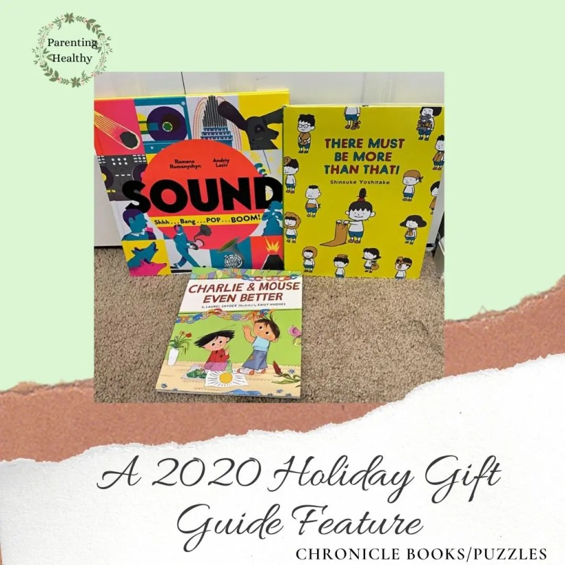 Best Books and Puzzle Gifts for the Holidays