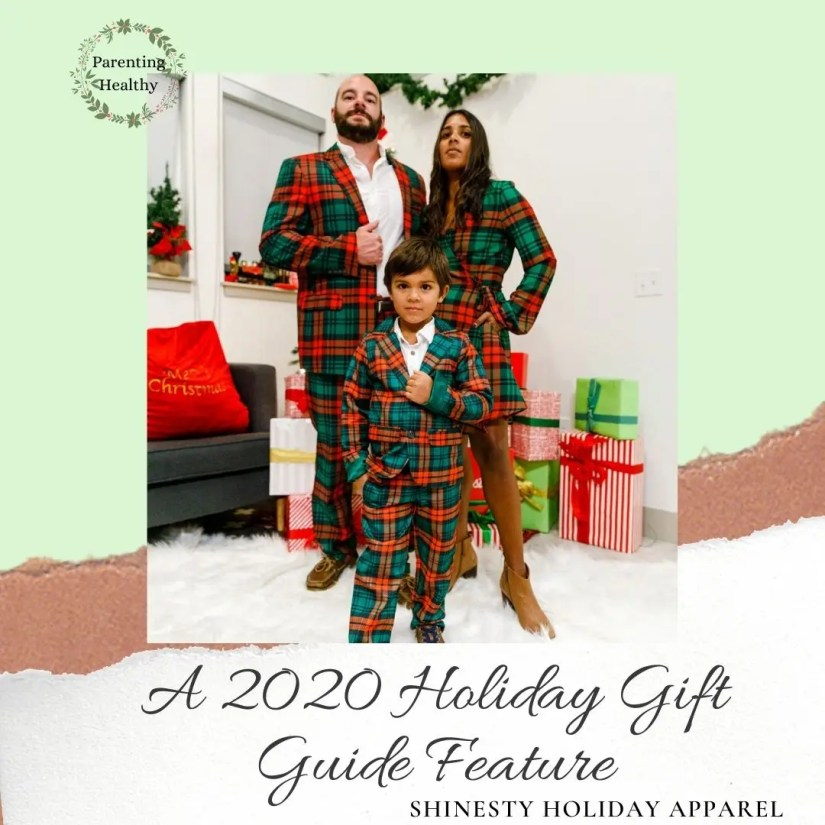 Shinesty has your Holiday Family Pajamas and Sweaters