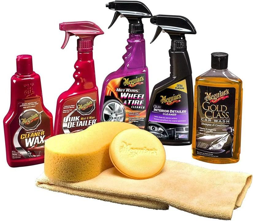 The Meguiar's Classic Car Wash & Wax Kit Giveaway