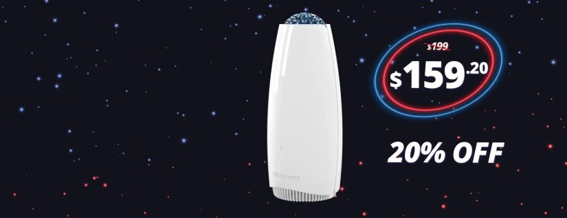 Save now! Airfree Air Purifiers Black Friday and Cyber Monday Deals