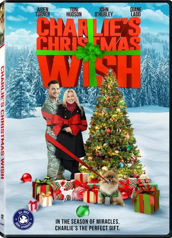 New Christmas Movie -  Charlie's Christmas Wish DVD