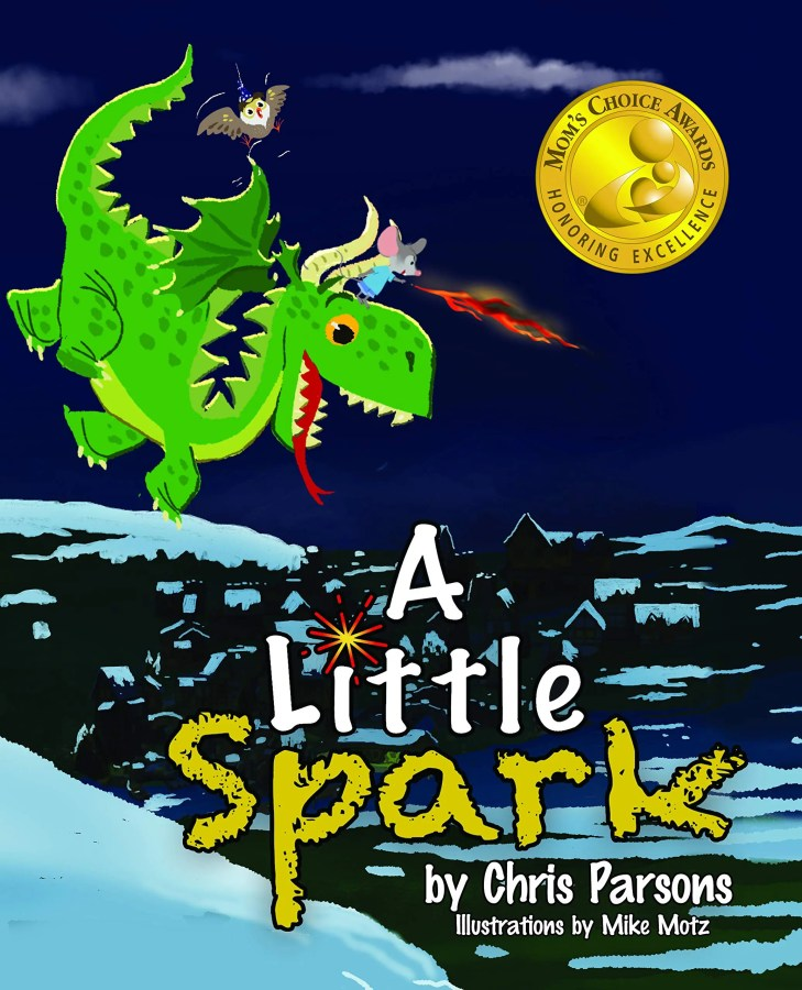 A Little Spark – Mom's Choice Award® Gold Medal Recipient Book Review