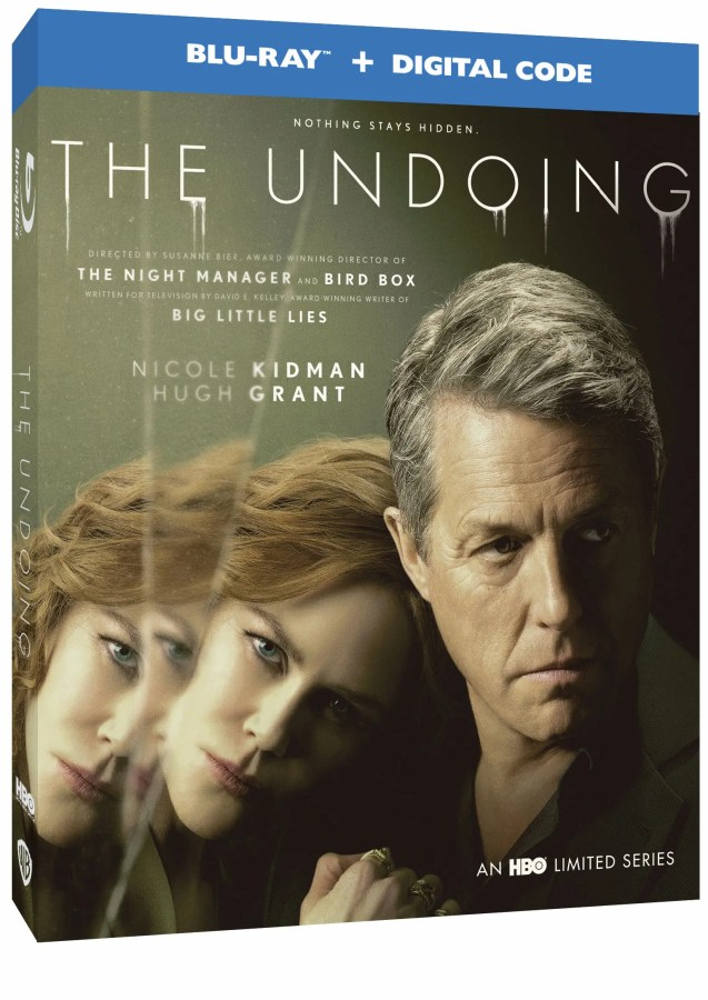 The Undoing: An HBO Limited Series on Blu-rayTM and DVD March 23, 2021