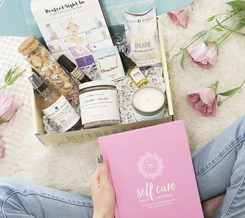 Find Self Care in the TherapyBox | Items to  Improve Your Mental Health