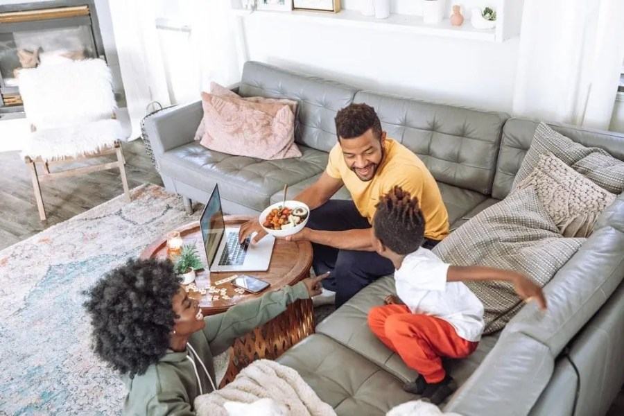 How to Relax as a Family After Relocation