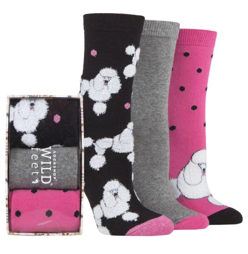 The SOCKSHOP has great gifts for Mom