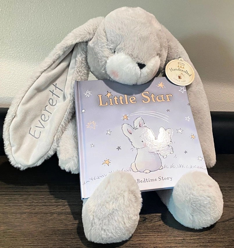 Bunnies by the Bay Books, Lovies and Gifts for Spring Playtime