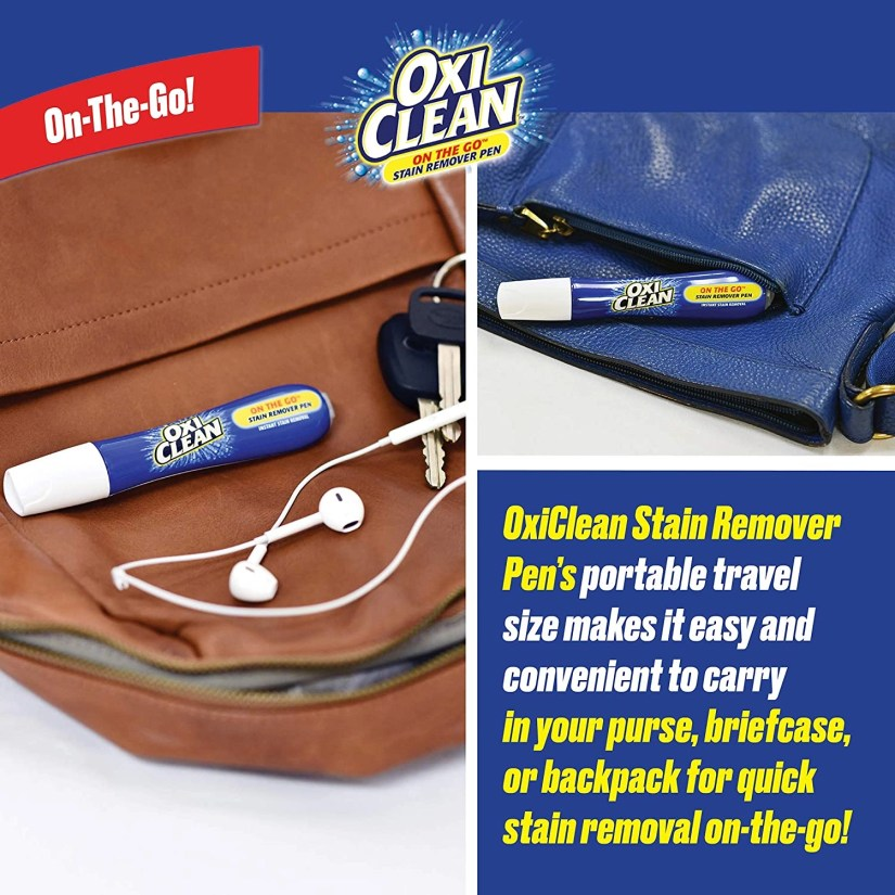 OxiClean ON THE GO Stain Remover Pen