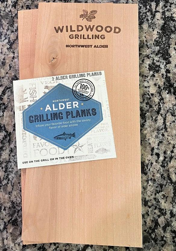 alder grill planks
