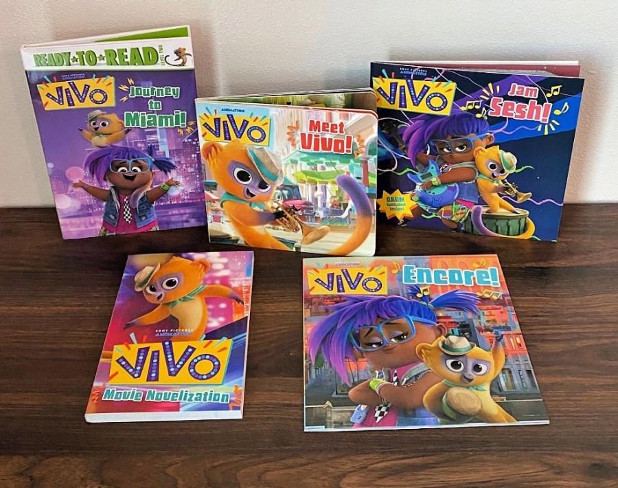 VIVO books