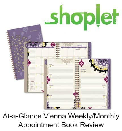 Shoplet appointment book