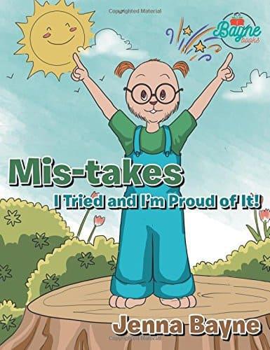 Learning From Your Mis-takes | Children's Book Review