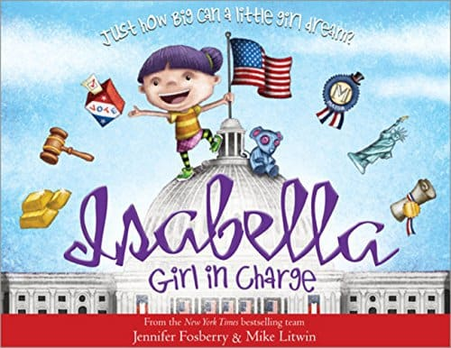Isabella Girl In Charge Book