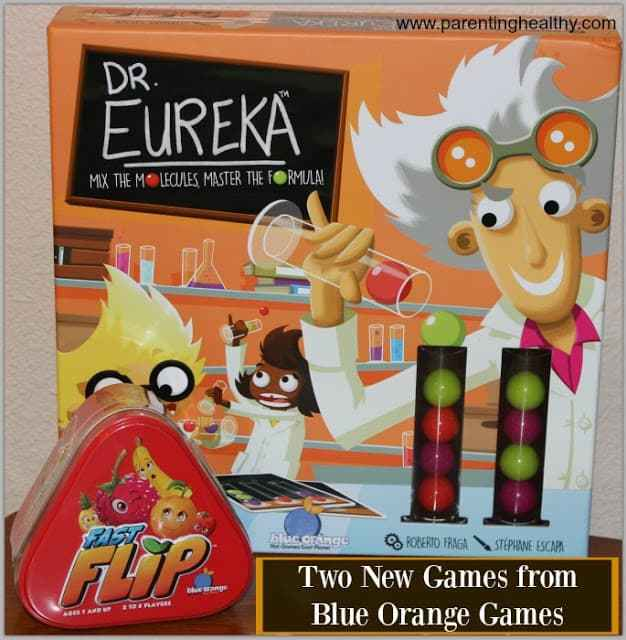 Two New Games from Blue Orange Games
