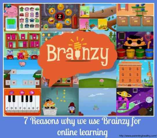 Why we use Brainzy for online learning