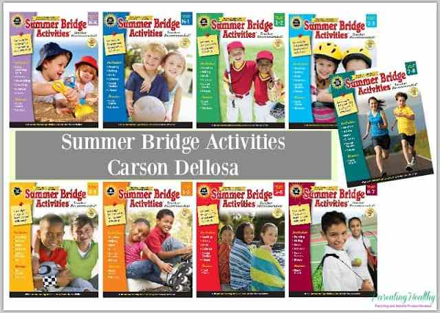 Keep Kids Learning This Summer with Summer Bridge Activities