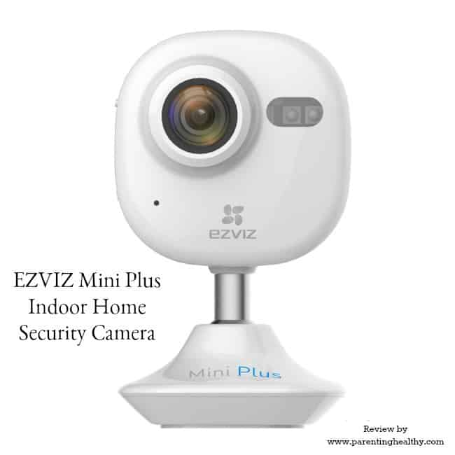 EZVIZ Mini Plus Indoor Home Security Camera