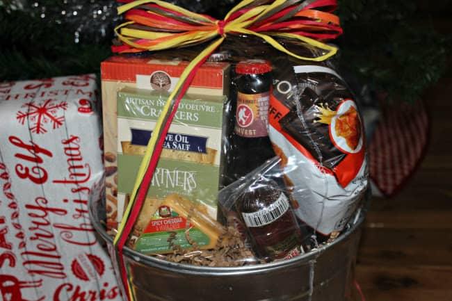 Fall Seasonal Beer Bucket Gift For Beer Lovers