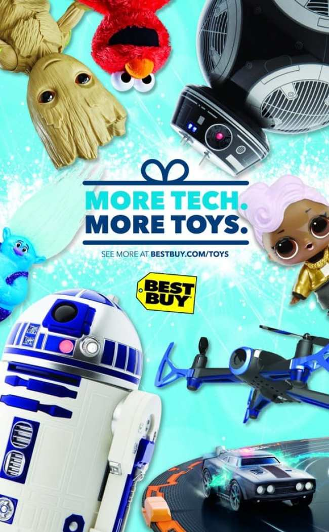 Best Buy Holiday Toy Choices