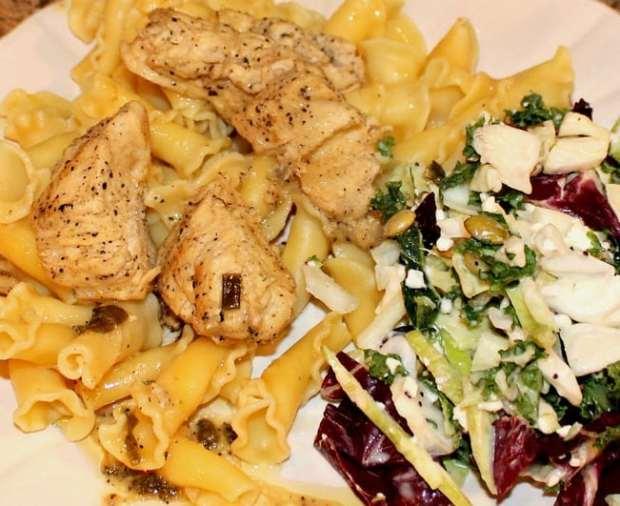 holland-house-lemon-chicken-pasta-recipe