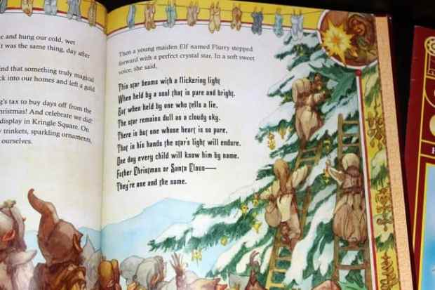 Book of Kringle Inside | Parenting Healthy