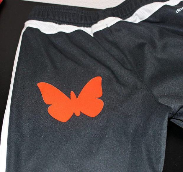 Butterfly-clothing-patch | Parenting Healthy | http://parentinghealthy.com/