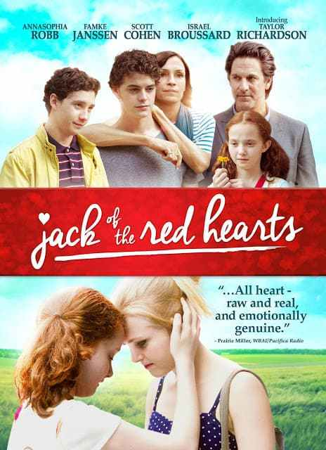 Jack of the Red Hearts DVD GIveaway