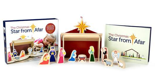 Children's Holiday Game - Star From Afar