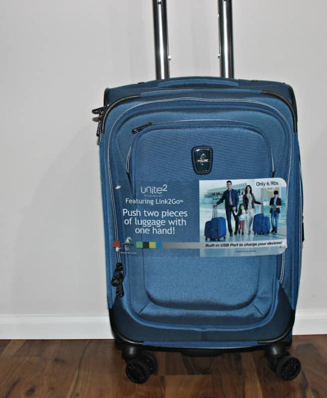 Atlantic Unite™2 Luggage with Link2Go
