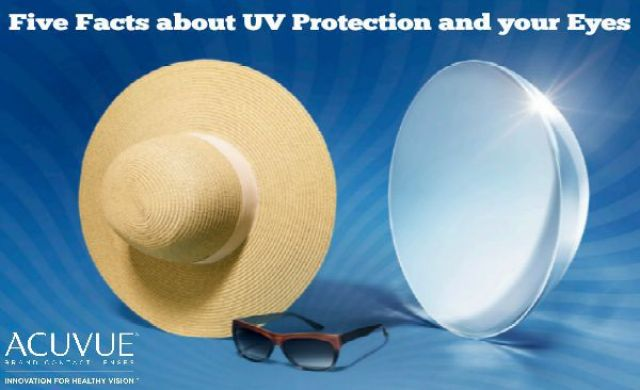 Five Facts about UV Protection and your Eyes