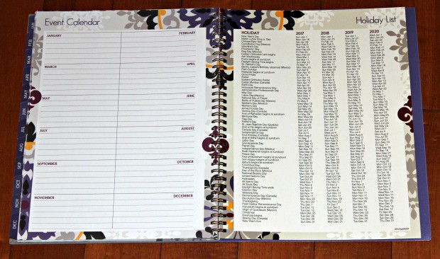 appointment book events