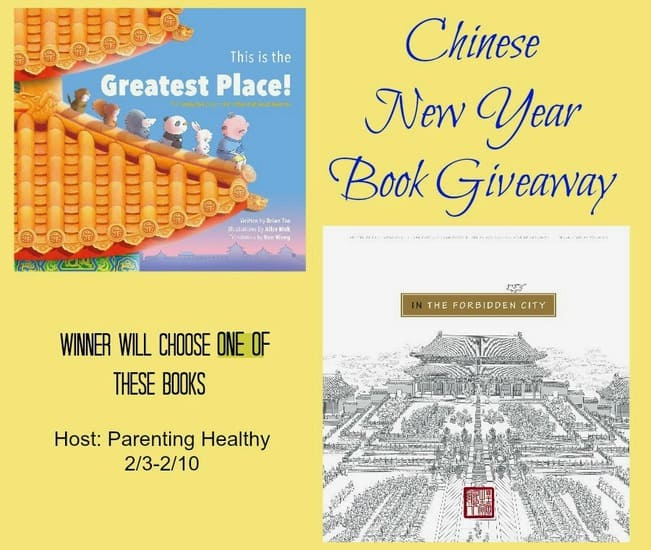 Celebrating Chinese New Year With Your Children And Book Giveaway