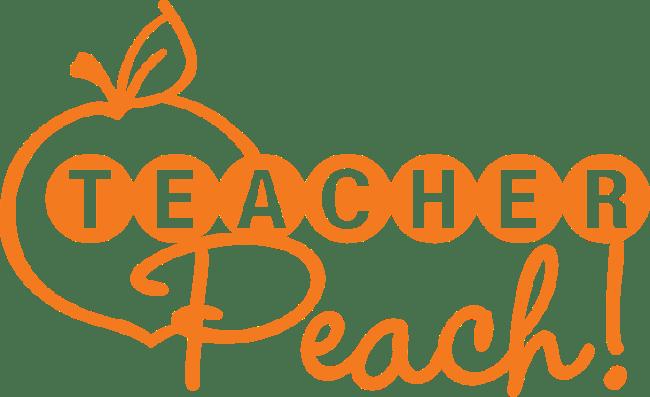 TeacherPeach logo