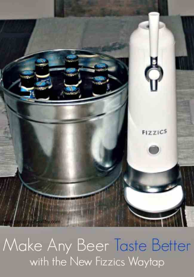 Make Any Beer Taste Better with the New Fizzics Waytap