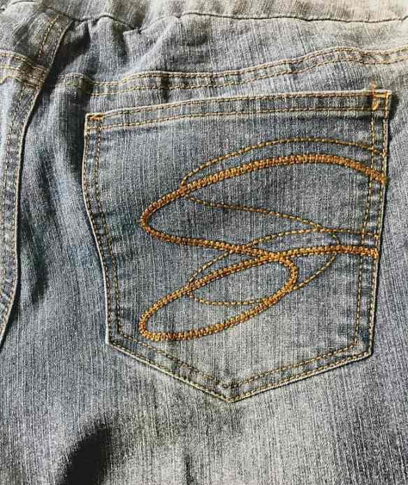 jeans that slim