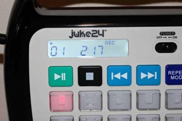 jukebox record