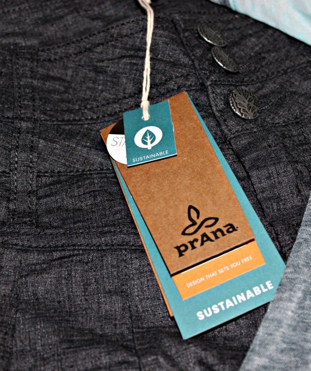 prAna sustainable