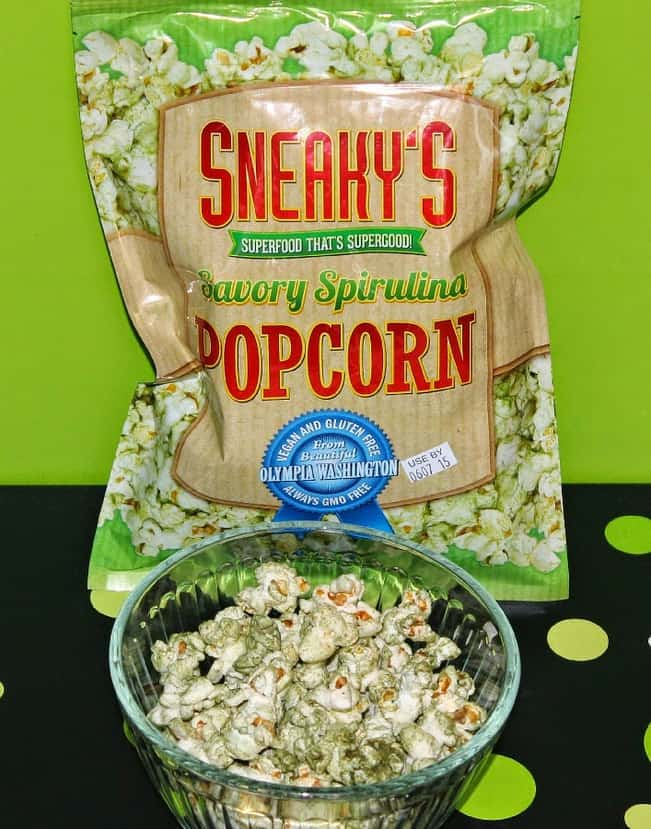Sneaky's Popcorn fits many diet plans