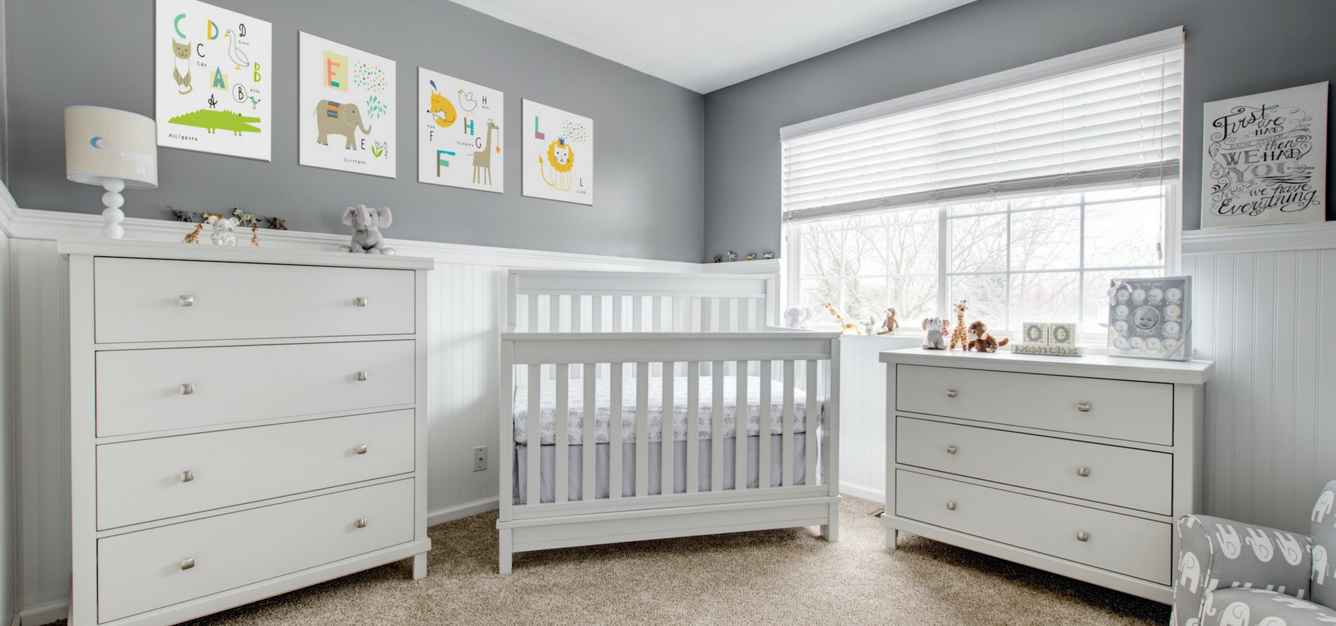 Decorating Your Baby S Room On A Budget