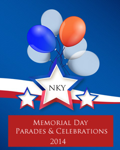 NKY Memorial Day 2014L Parades and Celebrations