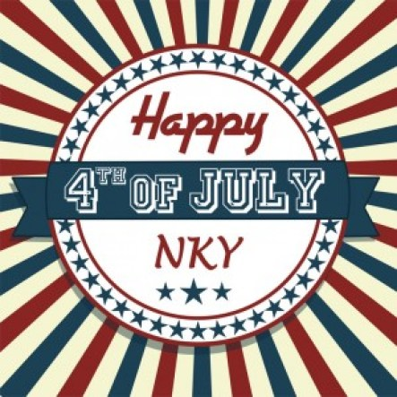 Here's what NKY is doing this Independence DAy! Northern Kentucky 4th of July Independence Day Parades, Celebrations & Fireworks 2015 from @4TheLoveOfFam