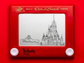 ".@ParentingBeyond An Interview With The Uber Talented ""Princess Etch-A-Sketch"" #DSMMoms #Disney .@PrincessEtch"