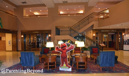 @ParentingBeyond Sheraton Bucks County Hotel at Sesame Place @SheratonBucks @SesamePlace