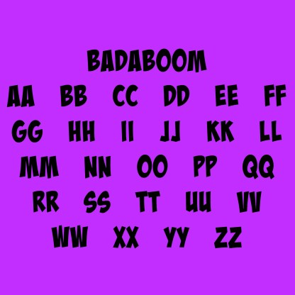 baddaboom