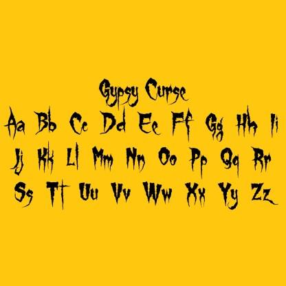 gypsycurse